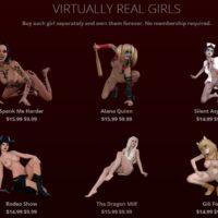 sinvr vr porn game girls