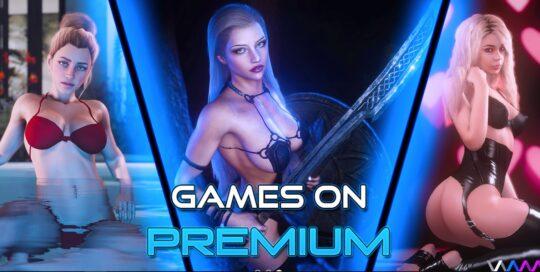 VRPorn.com Games